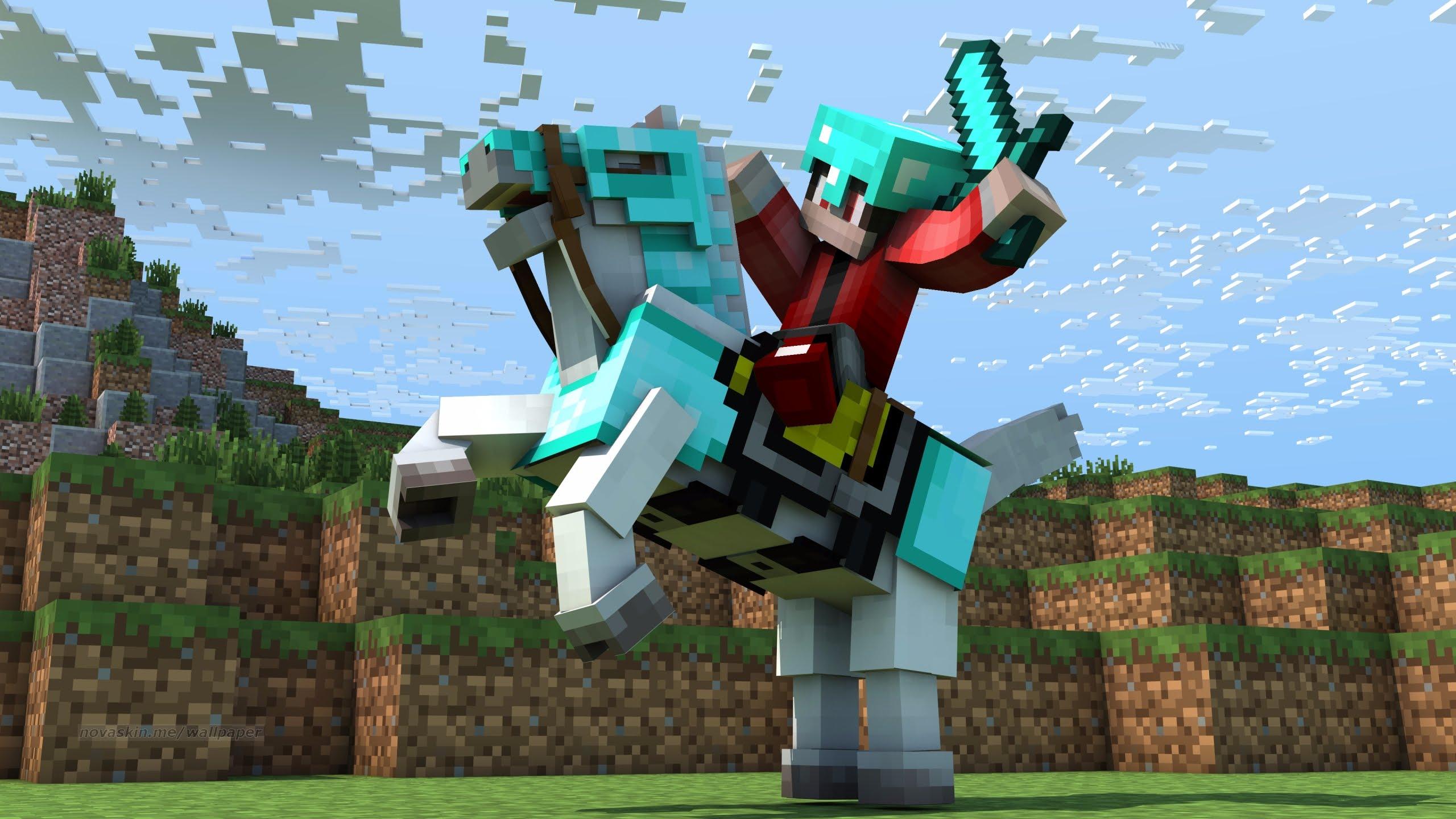 Kom Minecraft spelen !